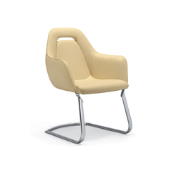 giroflex 757-7202 | Visitors chairs / Side chairs | giroflex