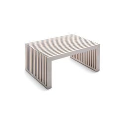BENCH+TABLE VII | Bancos de jardín | cst-furniture.com