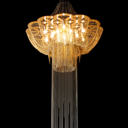 Flower of Life - 700 - suspended | Suspended lights | Willowlamp