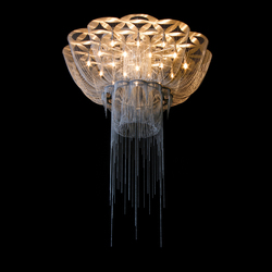 Flower of Life - 1000 - ceiling mounted | Deckenanbauleuchten | Willowlamp