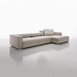 Turner | Modular sofa systems | Molteni & C