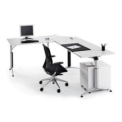 Trama 90 | Individual desks | actiu