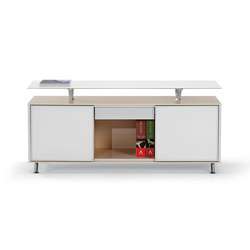 Block 20 | Sideboards | actiu