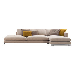 Reversi | Modular sofa systems | Molteni & C