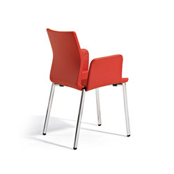 Uma Chair | Visitors chairs / Side chairs | actiu