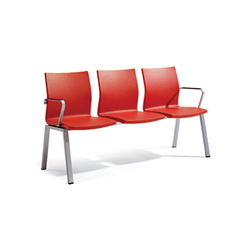 Uma bench | Waiting area benches | actiu