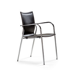 Ikara | Visitors chairs / Side chairs | actiu