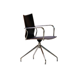 Ikara chair | Visitors chairs / Side chairs | actiu