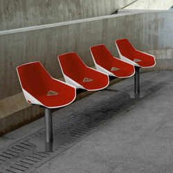 Viva Bench | Waiting area benches | actiu