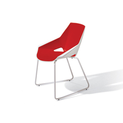 Viva Stuhl | Besucherstühle | actiu