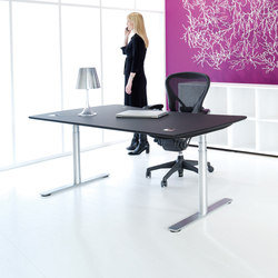 X12 Desk | Escritorios individuales | Holmris Office