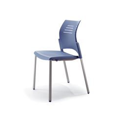 Spacio chair | Visitors chairs / Side chairs | actiu