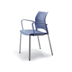 Spacio chaise | Sièges visiteurs / d'appoint | actiu