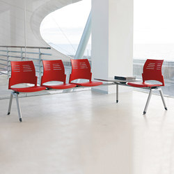 Spacio Bench | Waiting area benches | actiu