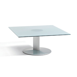 Circular base table | Tavolini da salotto | actiu