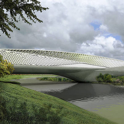 Zaragoza Bridge Pavillon | Facade design | Rieder