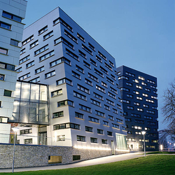 Office Towers St. Pölten | Facade systems | Rieder