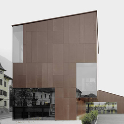 Winecenter Kaltern | Facade design | Rieder