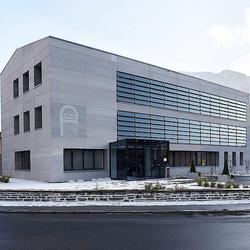 Felbertauern AG Lienz | Facade design | Rieder