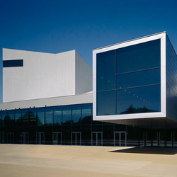 Opera House Bregenz | Facade design | Rieder
