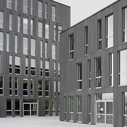 Office Center Salzburg | Facade design | Rieder