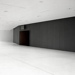 concrete skin - interior | Opera House Bregenz | Facade systems | Rieder