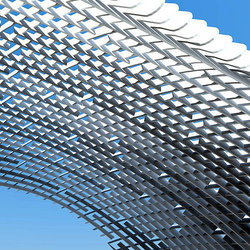 [C]SPACE Pavilion London | Facade systems | Rieder