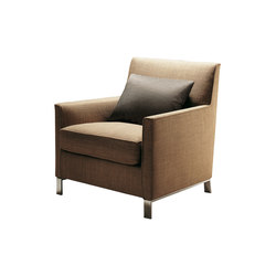 Francine | Lounge chairs | Molteni & C