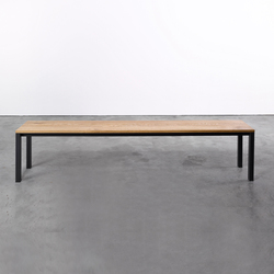 Bench on_10 | Banquettes | Silvio Rohrmoser
