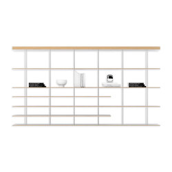 Graduate | Office shelving systems | Molteni & C