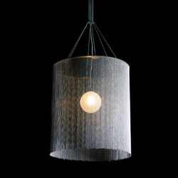 Circular Cropped 400 Pendant Lamp | Suspended lights | Willowlamp