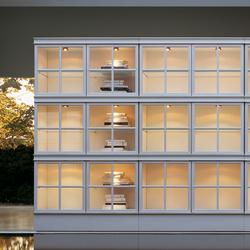 Piroscafo | Display cabinets | Molteni & C