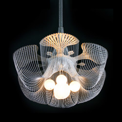Moonflower - 700 | Suspended lights | Willowlamp
