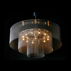 3-Tier - 1000 - suspended | Objetos luminosos | Willowlamp