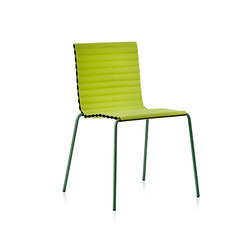 Rib | Visitors chairs / Side chairs | Johanson