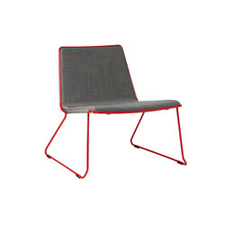 Speed EC | Lounge chairs | Johanson