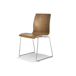 1130/2 Trio | Visitors chairs / Side chairs | Kusch+Co