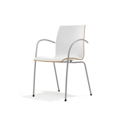 1160/4 Trio | Visitors chairs / Side chairs | Kusch+Co