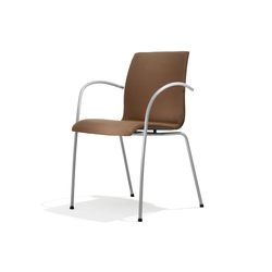 1164/4 Trio | Visitors chairs / Side chairs | Kusch+Co