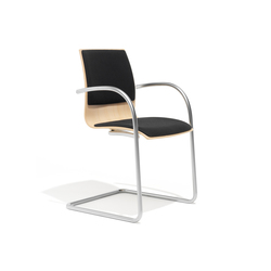 1175/3 Trio | Visitors chairs / Side chairs | Kusch+Co