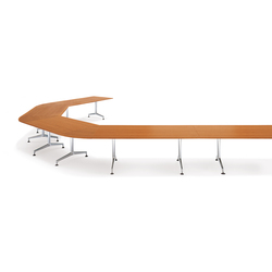 8460 Ona desk | Tables collectivités | Kusch+Co