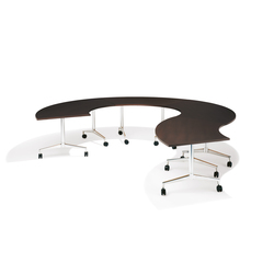 8400 Ona desk | Tables collectivités | Kusch+Co