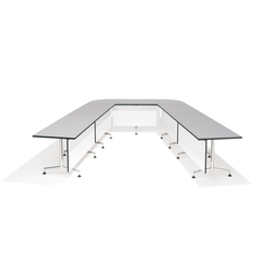 8400 Ona desk | Contract tables | Kusch+Co