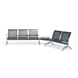 7100/5 Terminal | Waiting area benches | Kusch+Co