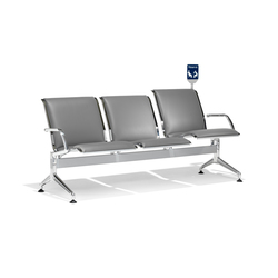 7130/5 Terminal | Bancs d'attente | Kusch+Co
