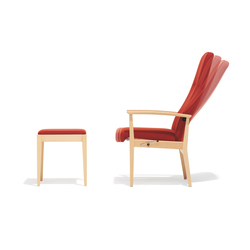 1502/0 Luca | Chairs | Kusch+Co