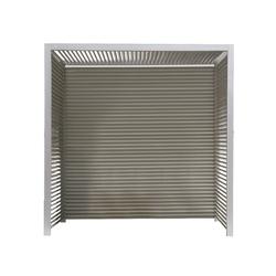 Módulo lamas aluminio | Gazebos | GANDIABLASCO