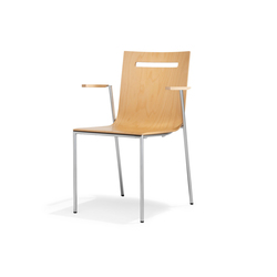 3120/4 Scorpii | Visitors chairs / Side chairs | Kusch+Co