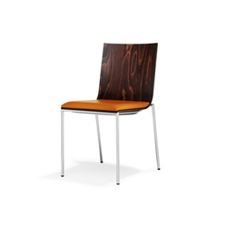 3122/2 Scorpii | Visitors chairs / Side chairs | Kusch+Co