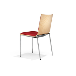 3125/2 Scorpii | Visitors chairs / Side chairs | Kusch+Co